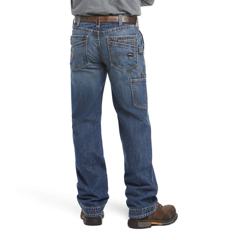 Ariat FR Men's M4 Low Rise Workhorse Boot Cut Jean