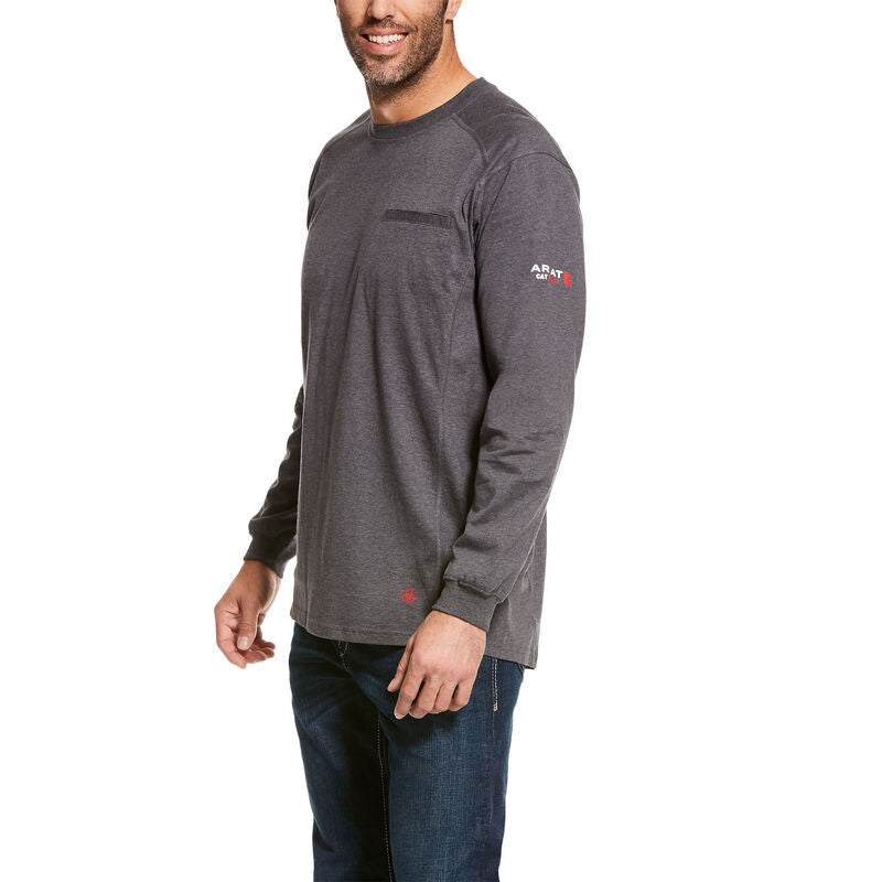 Ariat FR Air Crew Neck Long Sleeve T-Shirt