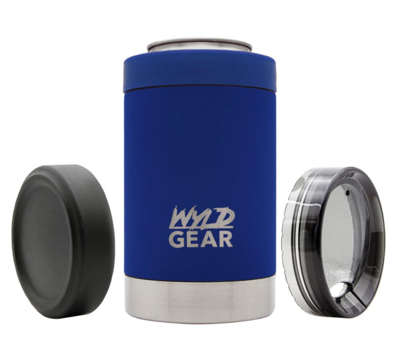 Wyld Gear 12 oz Multi-Can Insulated Can and Bottle Cooler