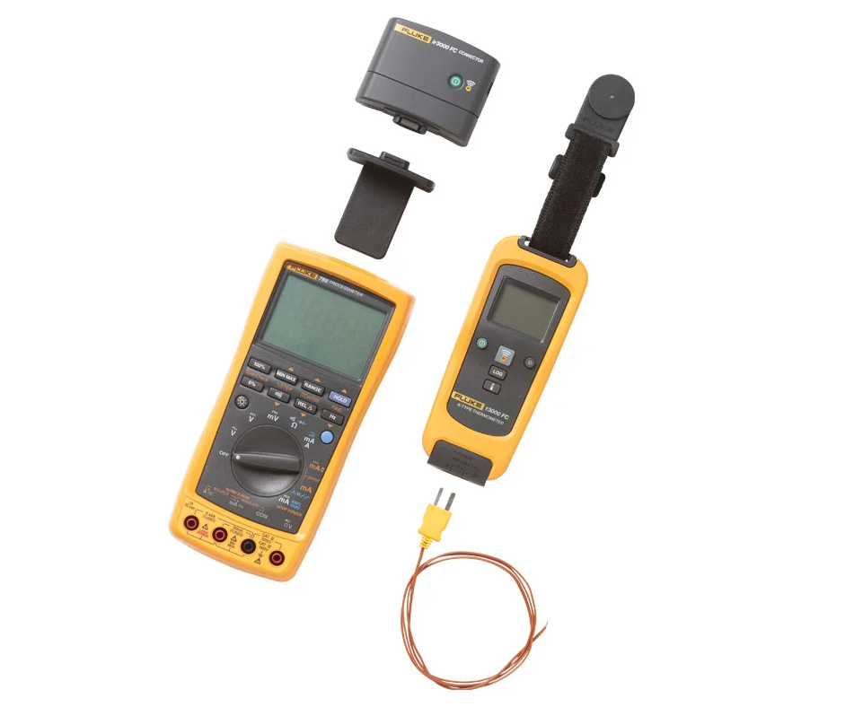 Fluke 789 FC ProcessMeter and Temperature Kit