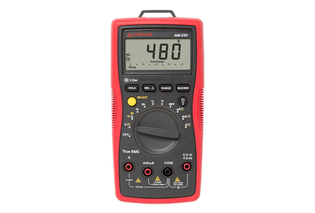 Amprobe AM-530 Digital Multimeter with True RMS