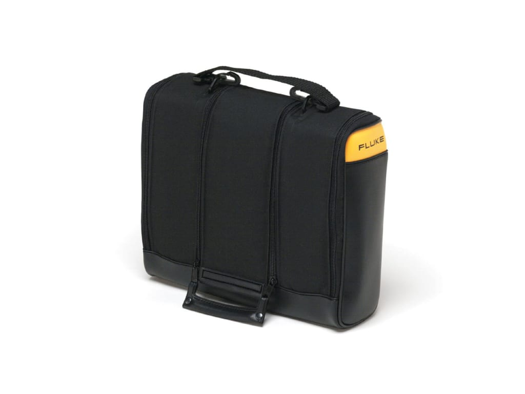 Fluke C789 Meter and Accessory Soft Carrying Case