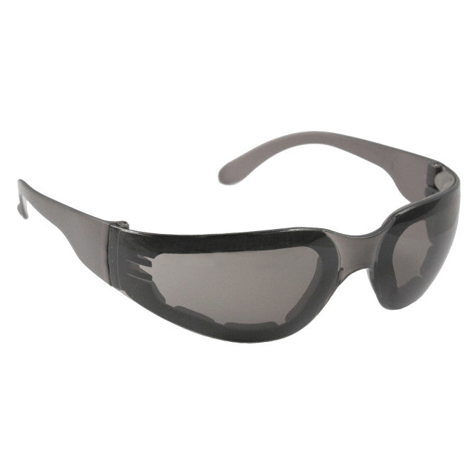 Radians Mirage Foam-Lined Safety Eye Glasses