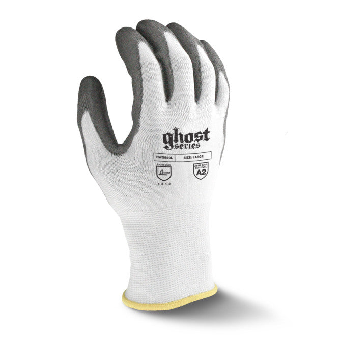 Radians Ghost Cut Protection Level A2 Work Gloves