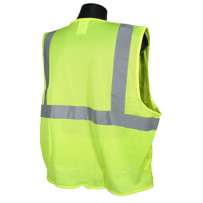 Radians SV25 Economy Class 2 Self Extinguishing Safety Vest