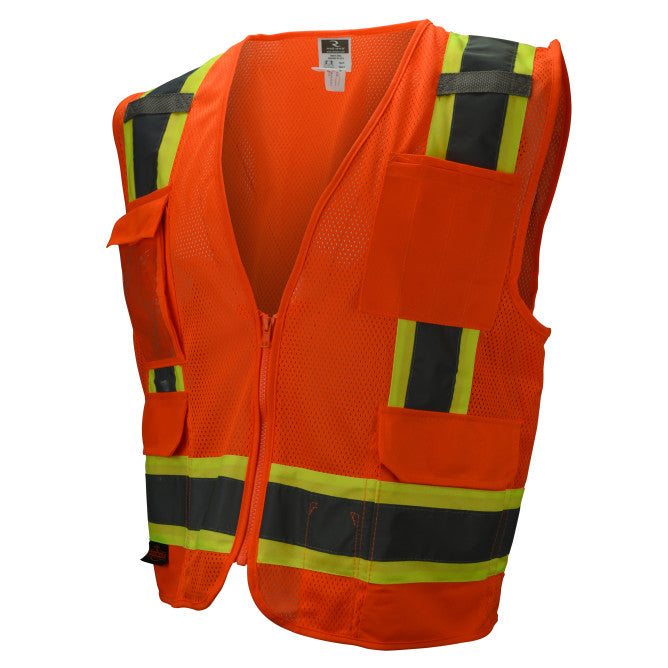 Radians SV6 Surveyor Type R Class 2 Mesh Safety Vest