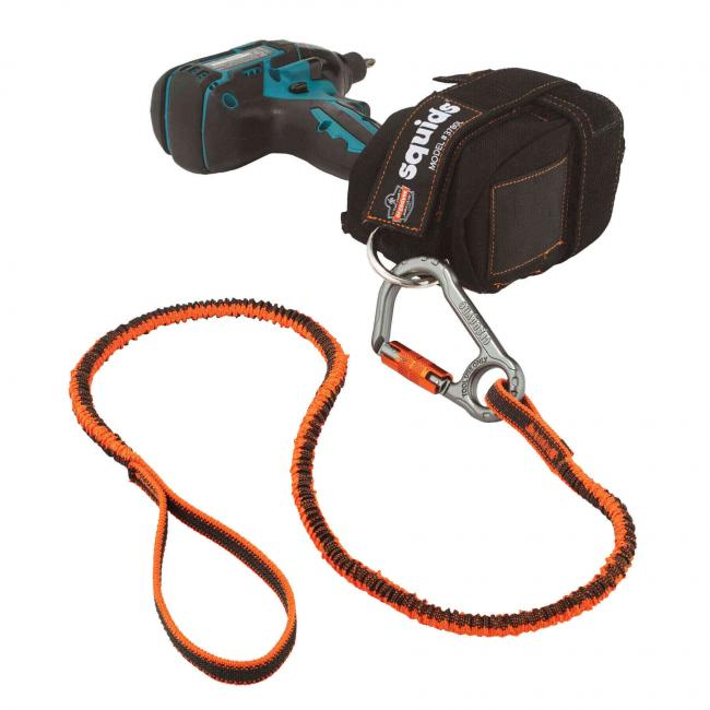 Ergodyne Squids® 3108F(x) Tool Lanyard with Single Lock