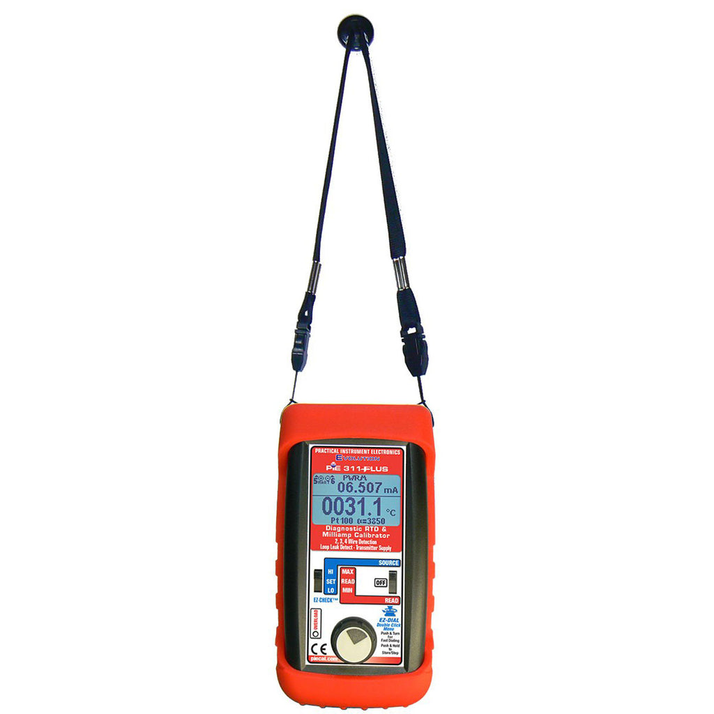 PIE 311Plus Diagnostic RTD & mA Calibrator