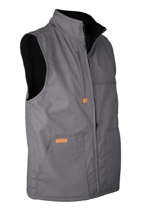 Lapco FR Fleece Lined Vest with WindShield Technology
