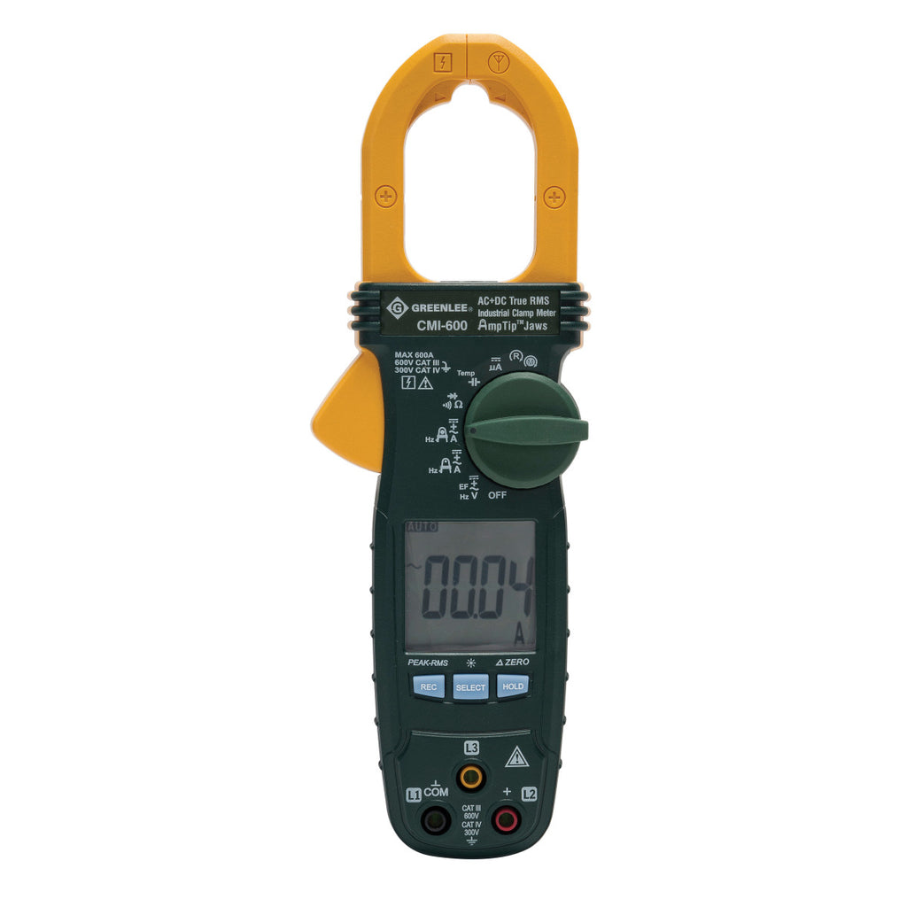 Greenlee Clampmeter AC/DC CMI-600