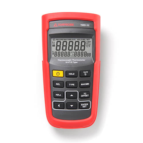 Amprobe TMD-52 Thermometer K/J/T/E-Type