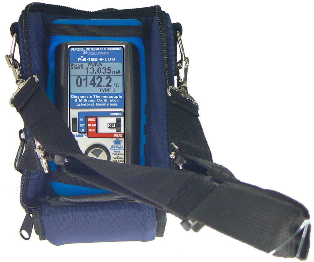 PIE 422Plus Diagnostic Thermocouple & mA Calibrator