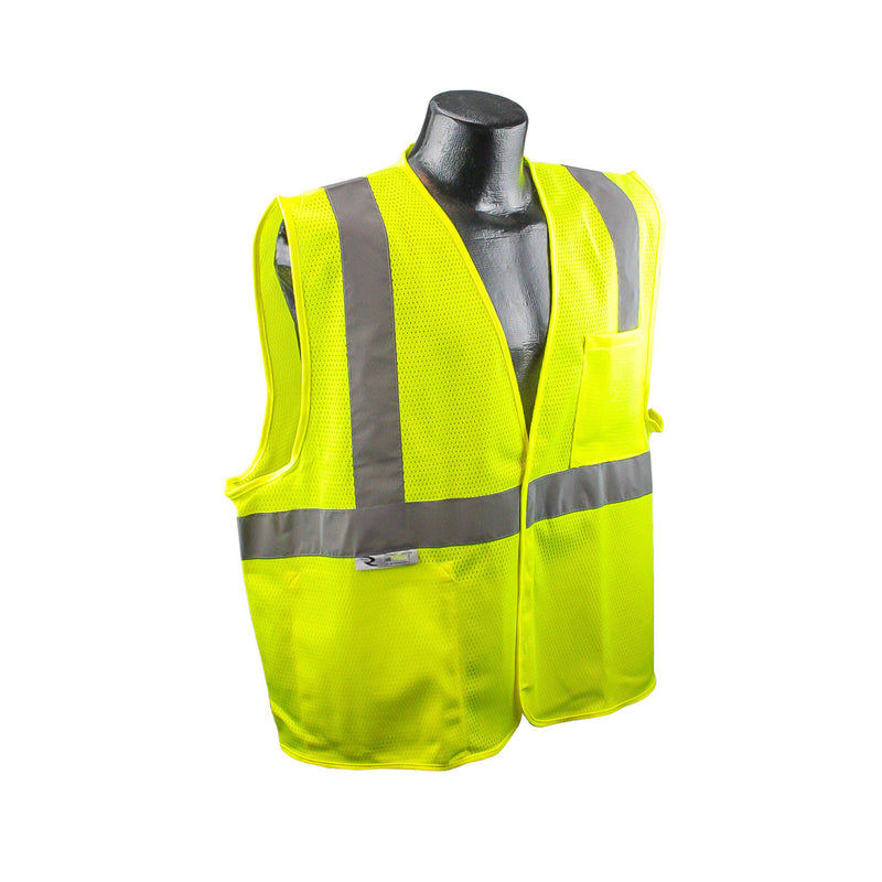 Safety Vest Cl 2 Orange Mesh 5XL