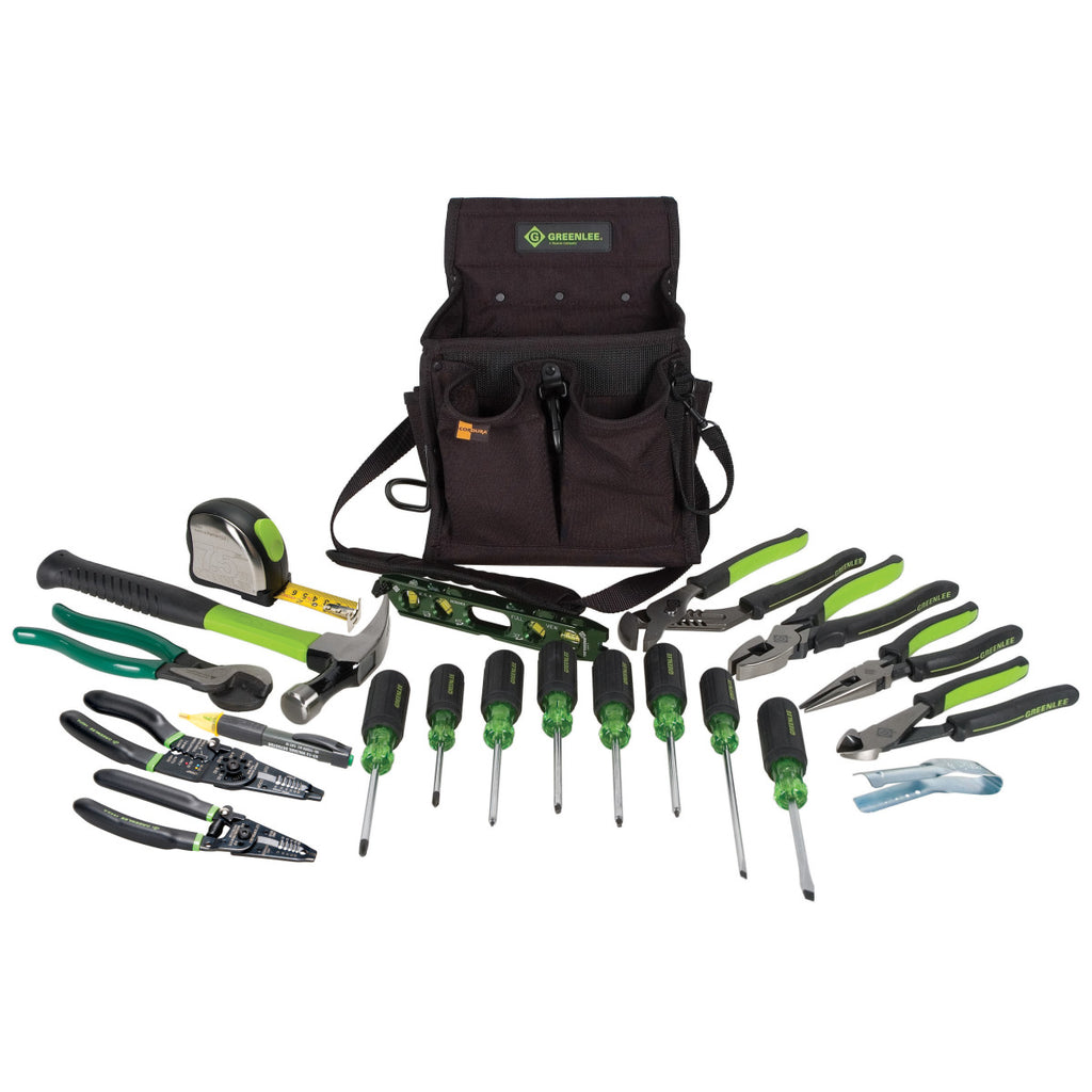 Greenlee Apprentice 23-Piece Tool Kit