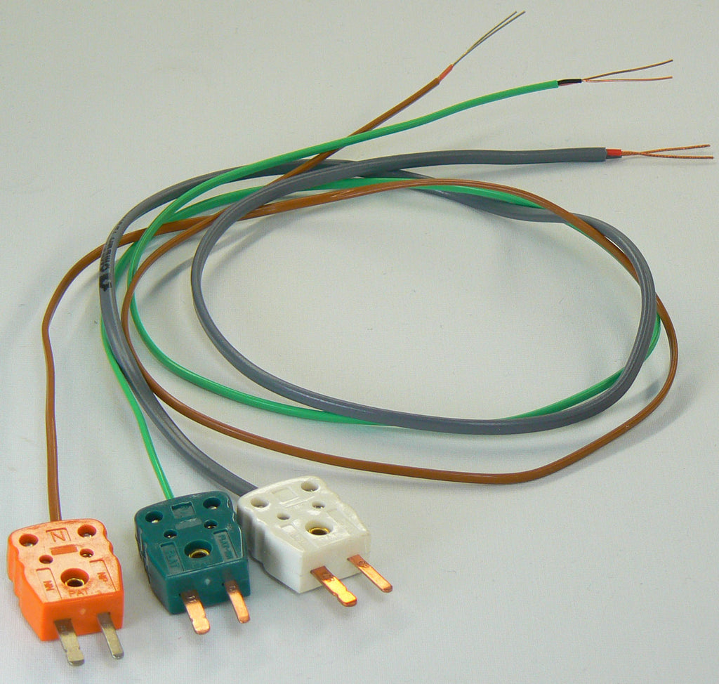 PIE Thermocouple Wire Kit 2 Types B, R/S & N
