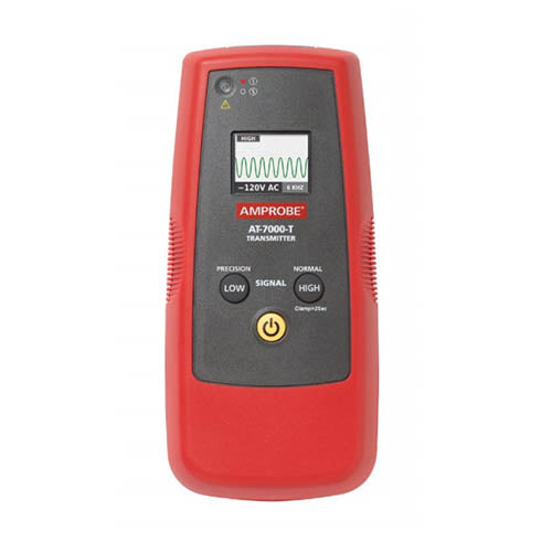 Amprobe AT-7000-T Wire Tracer Transmitter With LCD