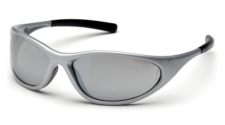 Silver Mirror Lenses with Silver Frame