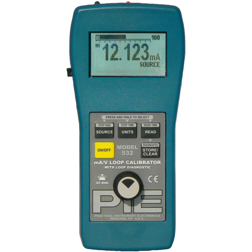 PIE 532 mA & Voltage Diagnostic Calibrator