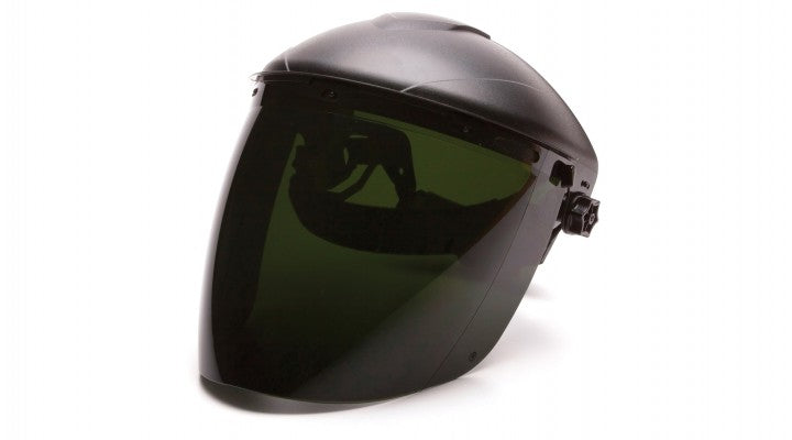 IR 5 PC Tapered Faceshield Visor