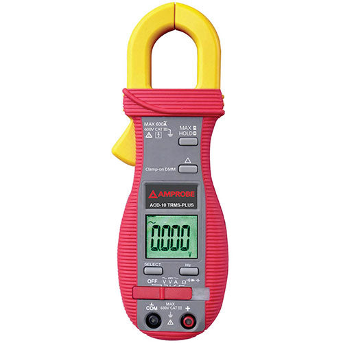 Amprobe ACD-10 TRMS-PLUS Digital Clamp On Meter