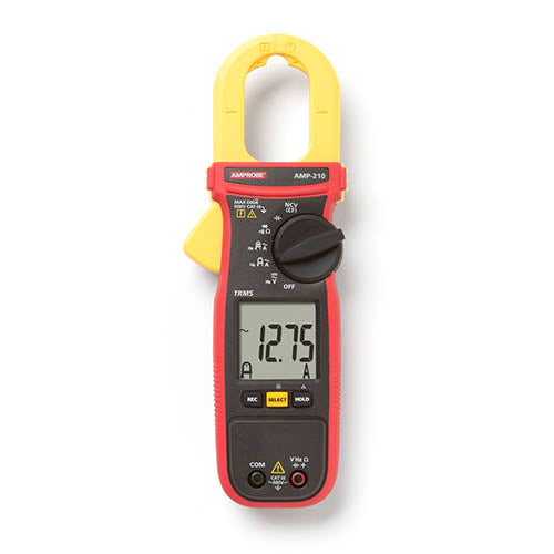 Amprobe AMP-210 600A AC TRMS Clamp Meter