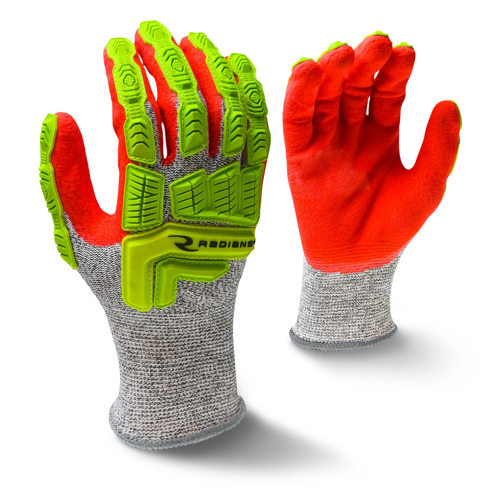 Radians Impact Resistant Cut Protection Level A5 Gloves