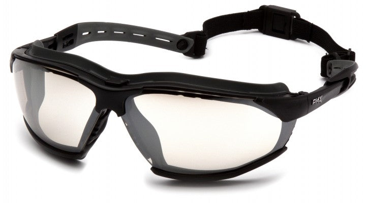 Indoor/Outdoor Anti-Fog Lenses with Black/Gray Frame