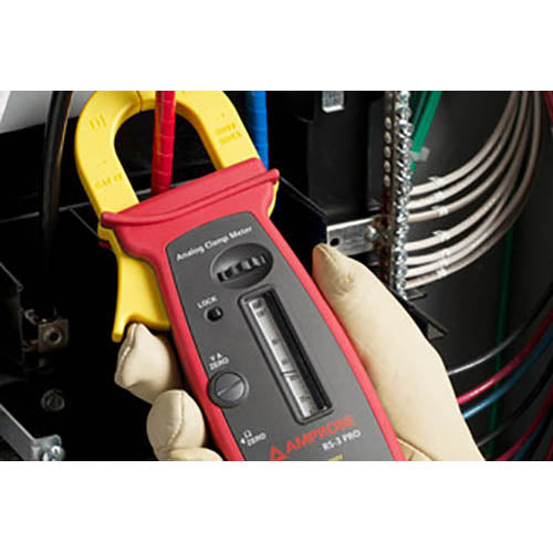 Amprobe RS-3 PRO Clamp Meter Analog Cat IV 600V-300A