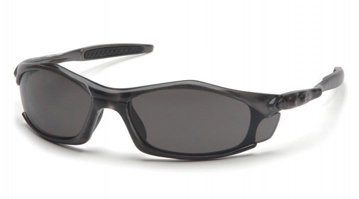 Gray Lenses with Trans Gray Frame