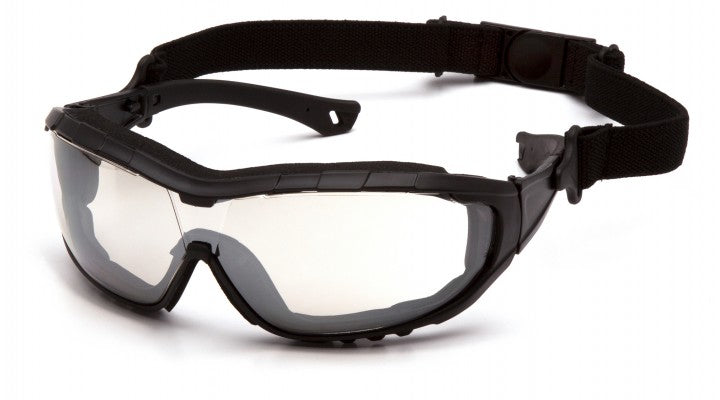 Indoor/Outdoor Anti-Fog Lenses with Black Frame