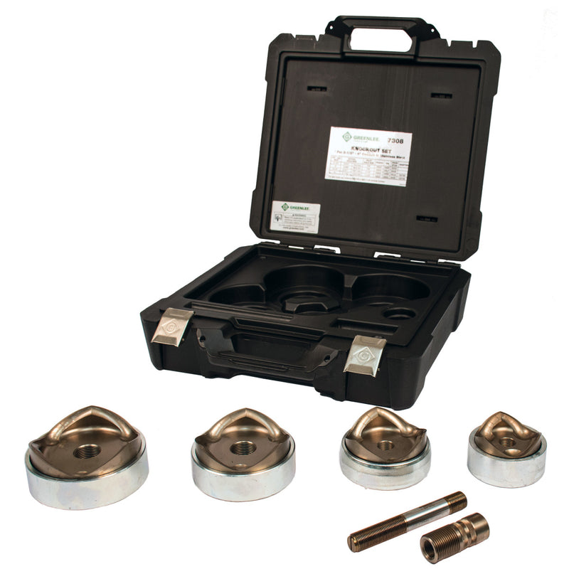 PUNCH KIT,STAINLESS (2-1/2 - 4 COND)