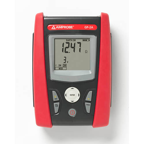 Amprobe GP-2A Ground Resistance & Resistivity Tester