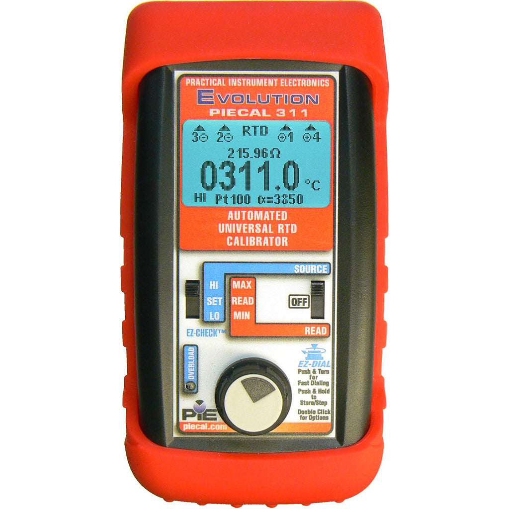 PIE 311 RTD Process Calibrator