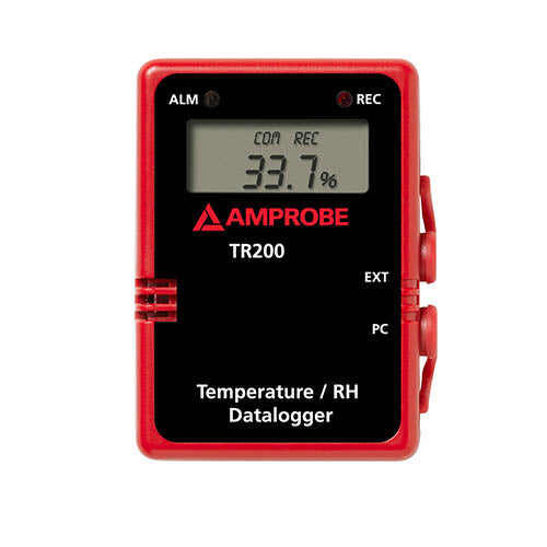Amprobe TR-200-A Temperature and Relative Humidity Data Logger