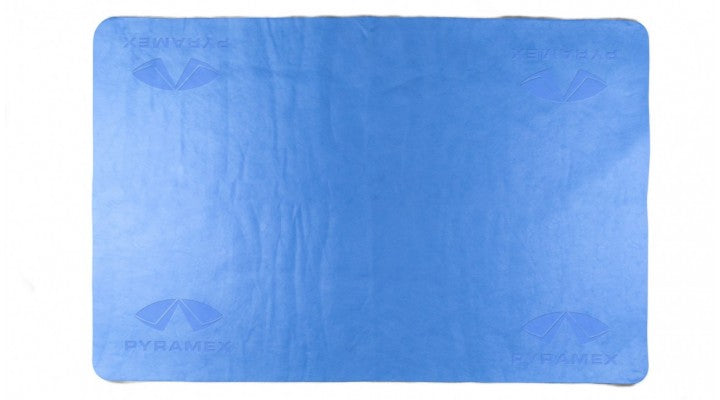 Blue Cooling Towel