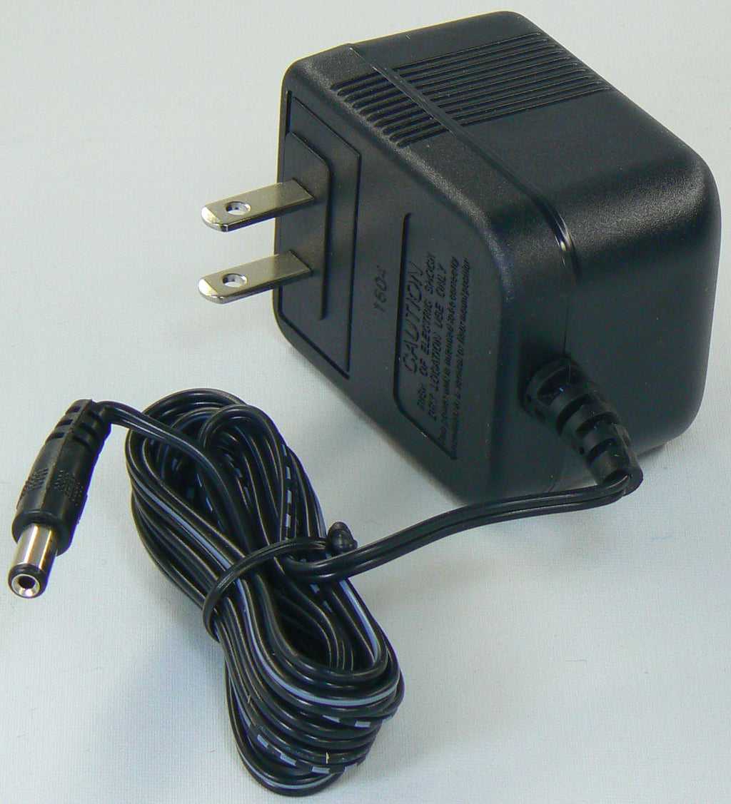 120 V AC 60Hz ? Output 6V DC 1A Power Adaptor (North America)