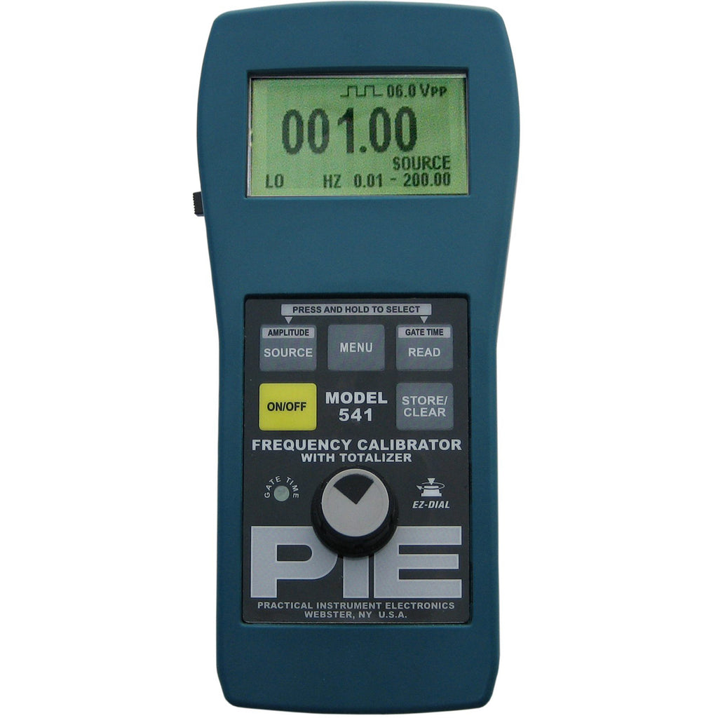 PIE 541 Frequency Process Calibrator