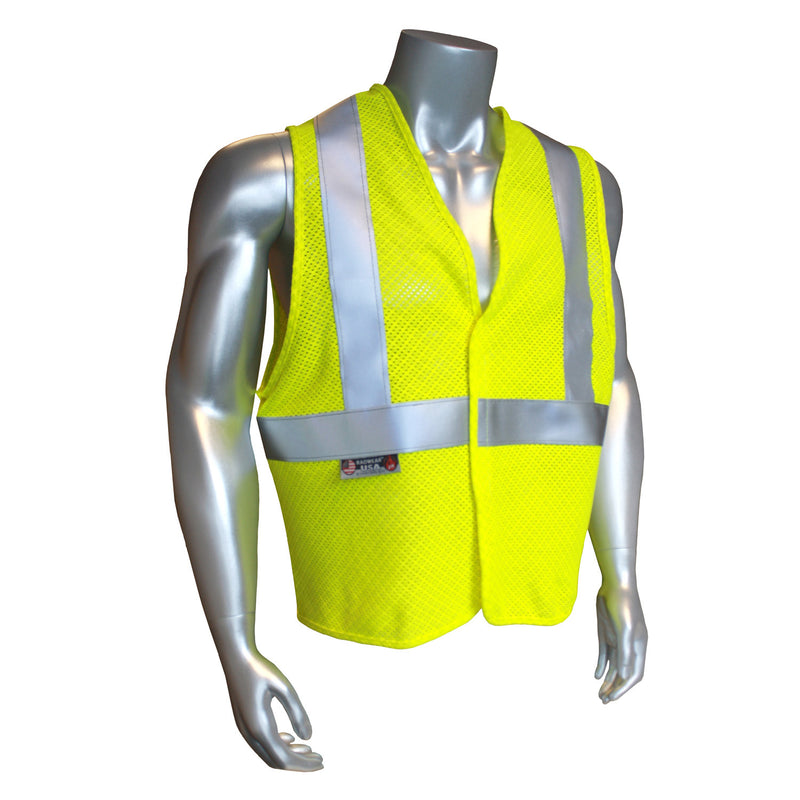 Cl 2 Velcro Anti-Static Mesh Vest XLrg