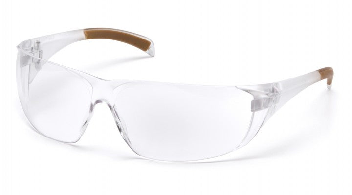 Clear Anti-Fog Lenses with Clear Frame Frame
