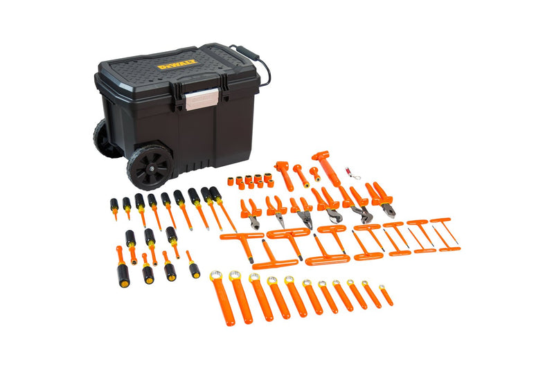Big Box Tool Kit - 60 Pcs