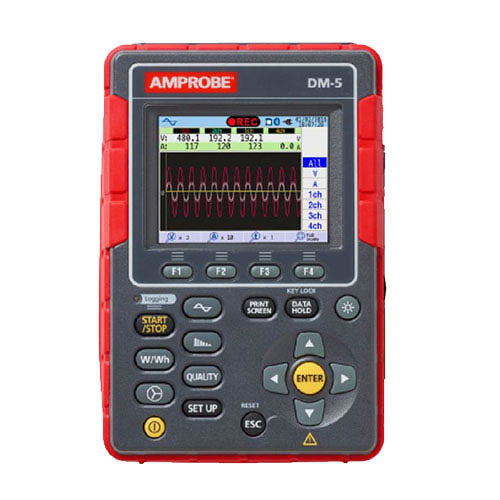 Amprobe DM-5 Power Quality Analyzer