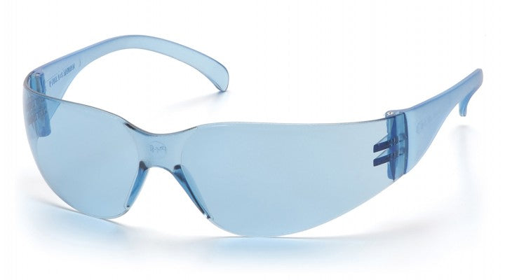 Infinity Blue Hardcoated Lenses with Infinity Blue Frame