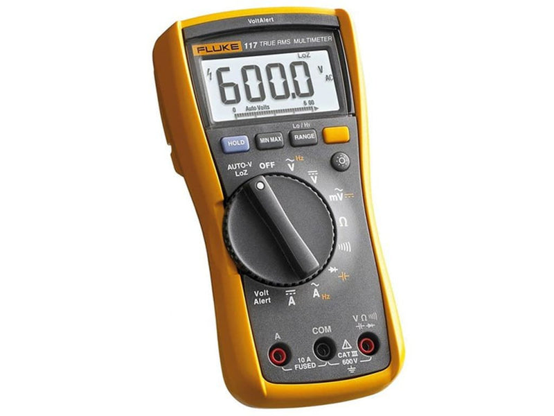 Fluke 117 Electrician True RMS Multimeter with Non-Contact Voltage