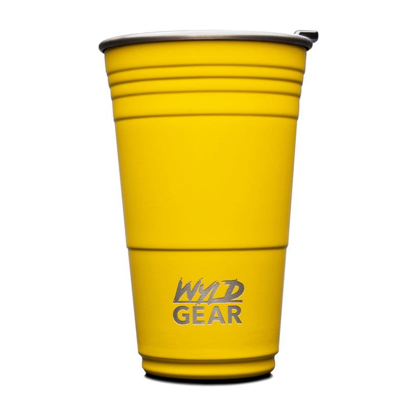The Wyld Cup™ 16 oz Stainless Steel Party Cup