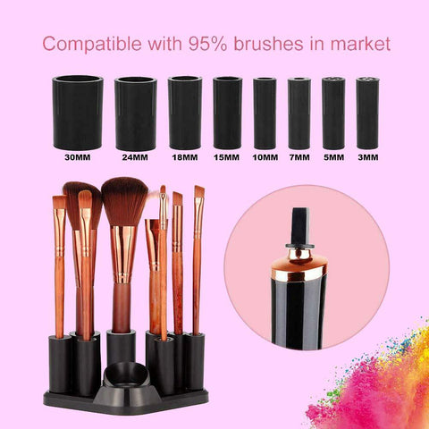 best electric makeup brush cleaner