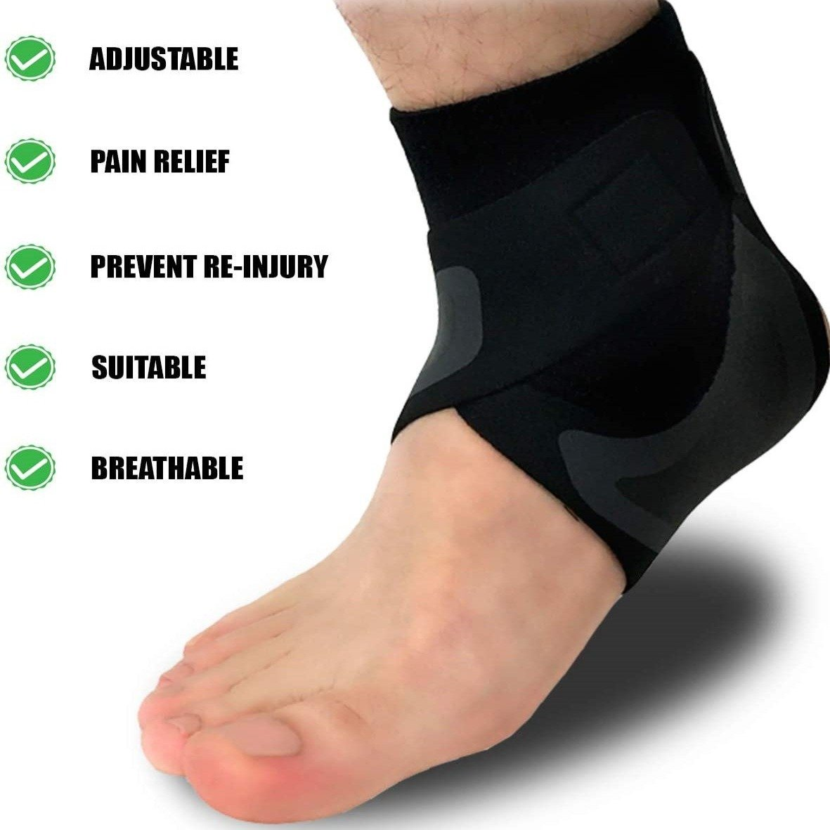 Ankle Support Brace Aura Life Shop