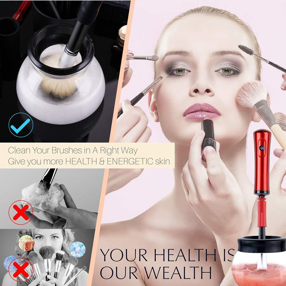 Makeup Brush Cleaner & Dryer Aura Life Shop