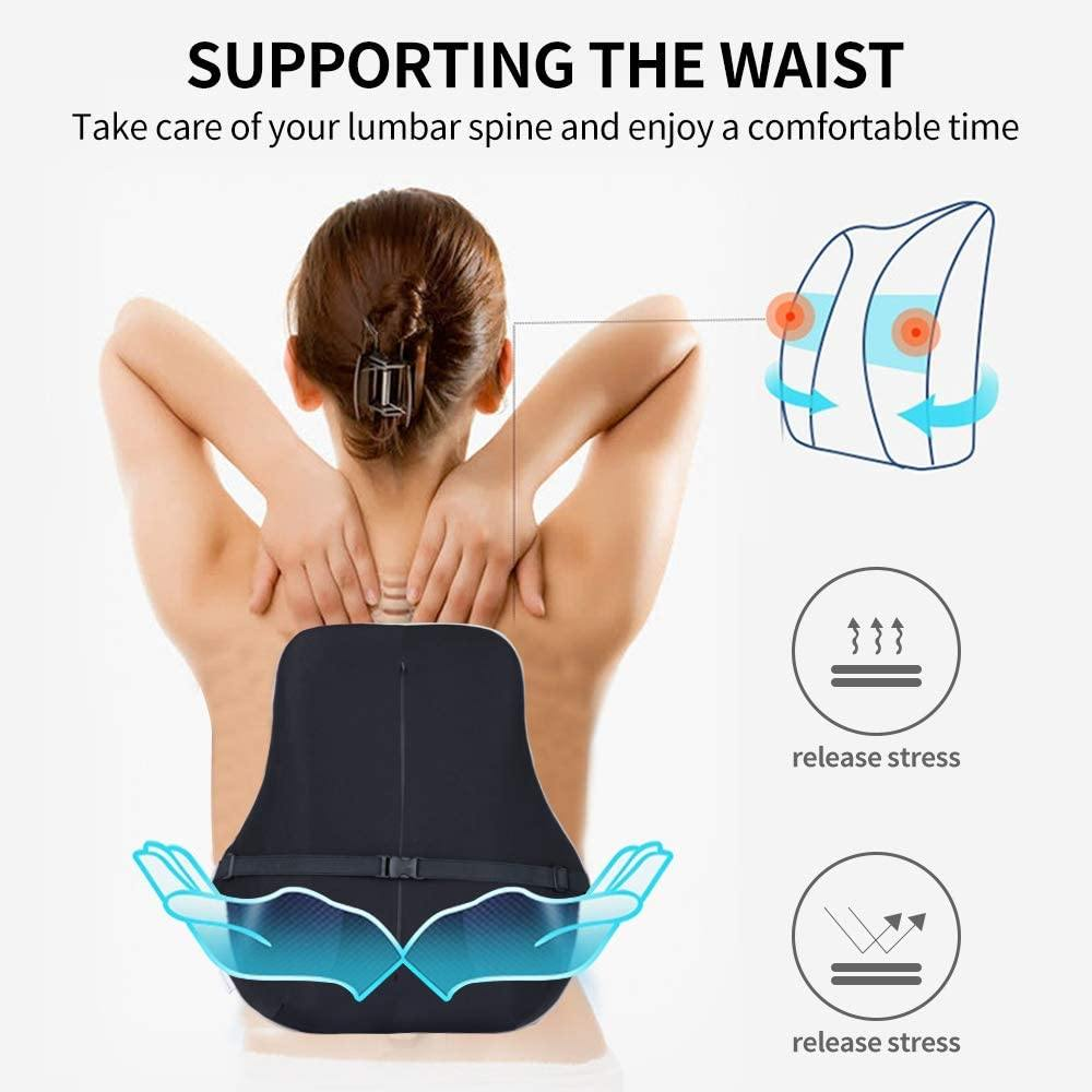 Lumbar Support Pillow Aura Life Shop
