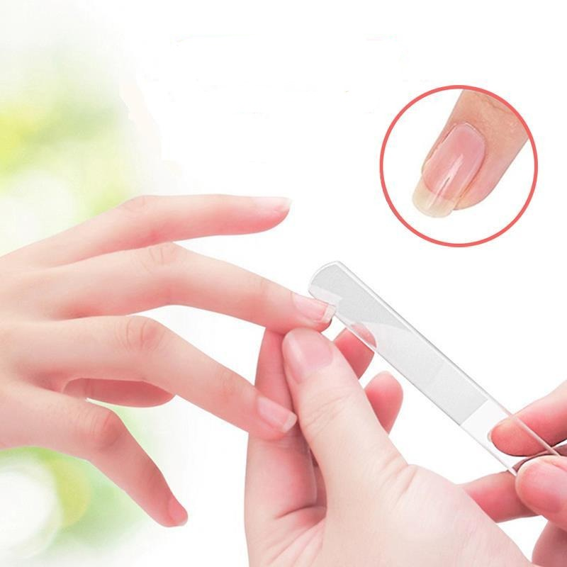 Crystal Glass Nail File Aura Life Shop