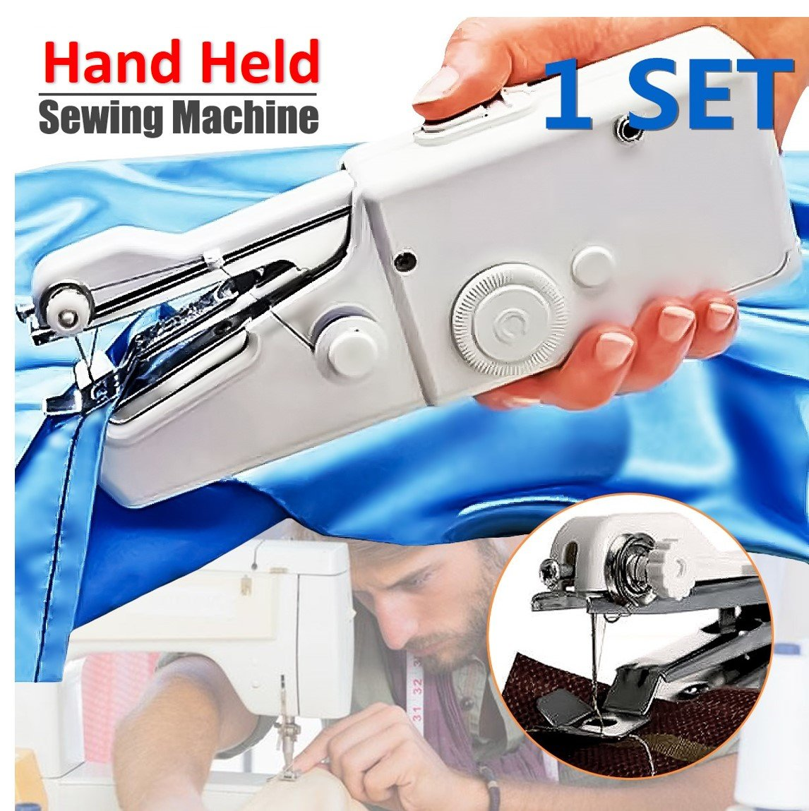 Portable Sewing Machine Aura Life Shop